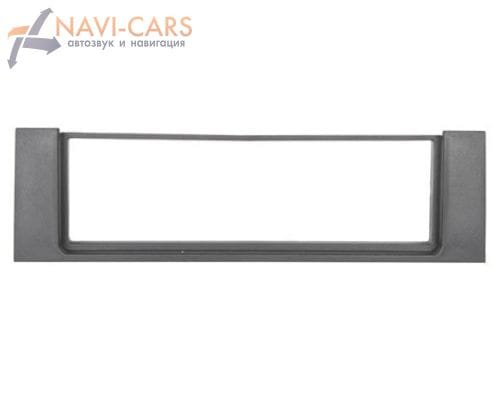 Рамка 1din Intro RAU4-01 для Audi A4 (B6) 01+ (узкая)
