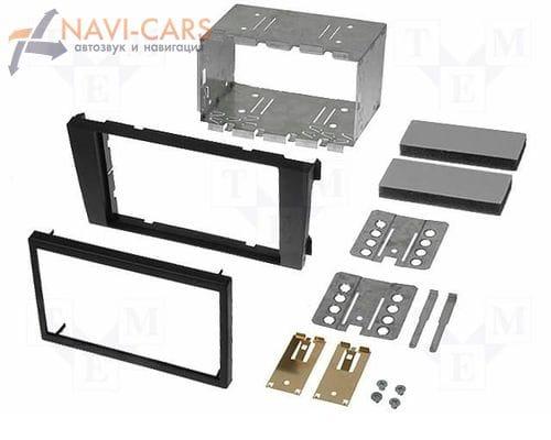 Рамка 2din Intro RAU6-03 для Audi A6 02+, Allroad