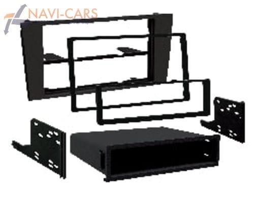 Рамка 1/2din Intro 99-9105 для Audi A4 00-01 (Simfony, авто с американского рынка)