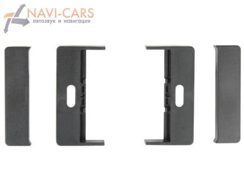 Рамка 1din Intro RAU4-00 для Audi A4, A2, TT до 00 (боковые вставки)
