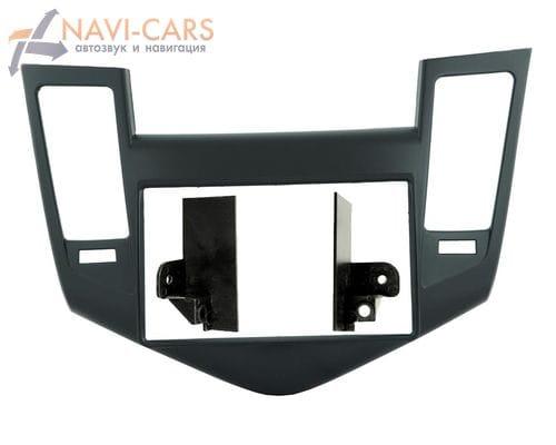 Рамка 2din Intro RCV-N08 для Chevrolet Cruze 09-12 (black)