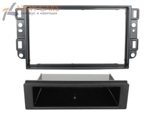 Рамка 1/2din Intro RCV-N01 для Chevrolet Aveo 05+, Epica 06+, Captiva 06+