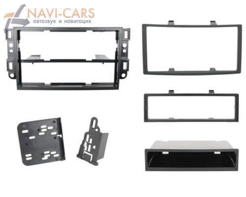 Рамка 1/2din Intro 99-3306 для Chevrolet Chevrolet Epica, Aveo, Captiva