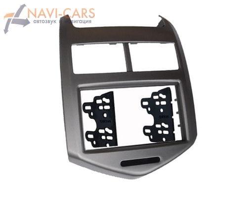 Рамка 2din Intro RCV-N10 для Chevrolet Aveo 2012+