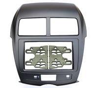 Рамка 2din Intro RMS-N16 для Mitsubishi ASX (крепеж)