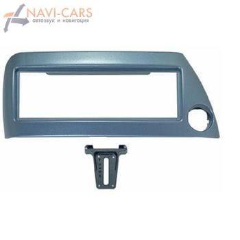 Рамка 1din Intro RFO-N08 Blue для Ford KA 97+ (голубая)