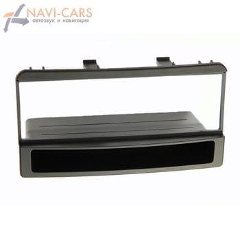 Рамка 1din Intro RFO-N06 (карман) для Ford Focus до 04, Fiesta до 05, Transit до 06, Mondeo до 02