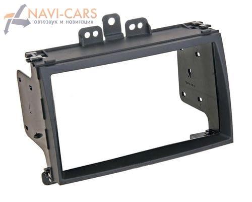 Рамка 2din Intro RHY-N12 для Hyundai i-20 до 2011 (черная)