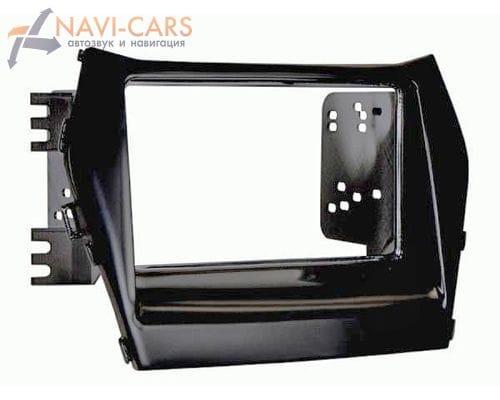 Рамка 2din Intro 95-7354B для Hyundai Santa Fe 2012+ (крепеж)