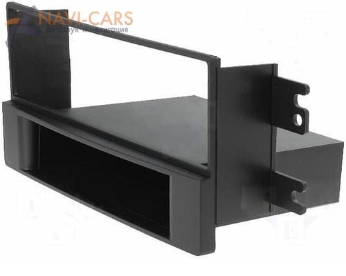 Рамка 1din Intro RKIA-N15 для KIA Cerato-2 06-08