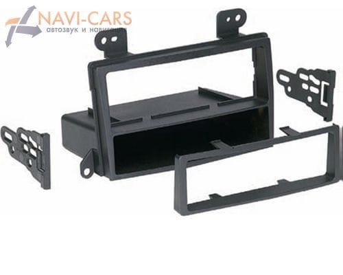 Рамка 1din Intro 99-7502 для Mazda MPV 00-06, Primacy (крепеж)