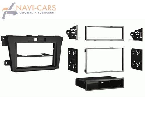 Рамка 2din Intro 99-7520B для Mazda CX7 2011+ (крепеж)