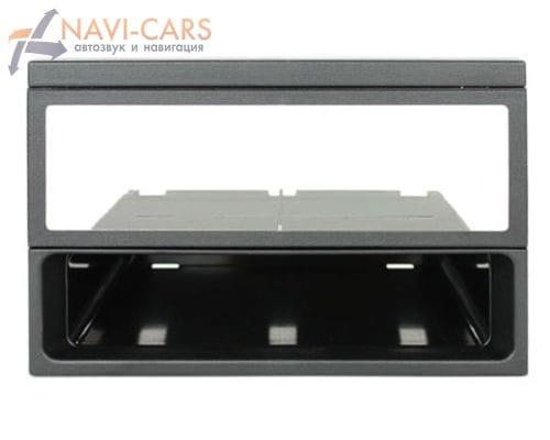 Рамка 1din Intro RMZ-N04 для Mazda MPV (до 99) 626 (01-02) MX-5 (01-04) Milenia (01-02) Protégé, Familia