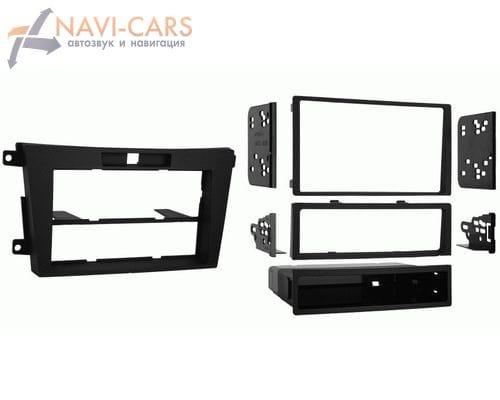 Рамка 1/2din Intro 99-7508 для Mazda CX7 до 2010 (крепеж)