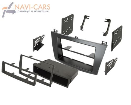 Рамка 2din Intro 99-7514В для Mazda 3 09+ (крепеж)