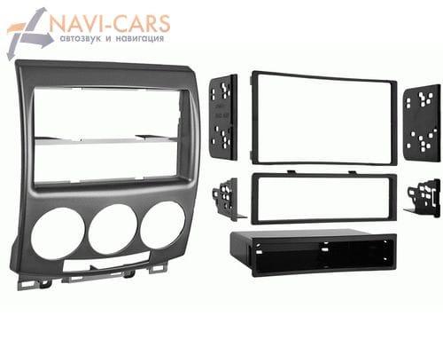 Рамка 1/2din Intro 99-7509 для Mazda 5 06-11 (крепеж)