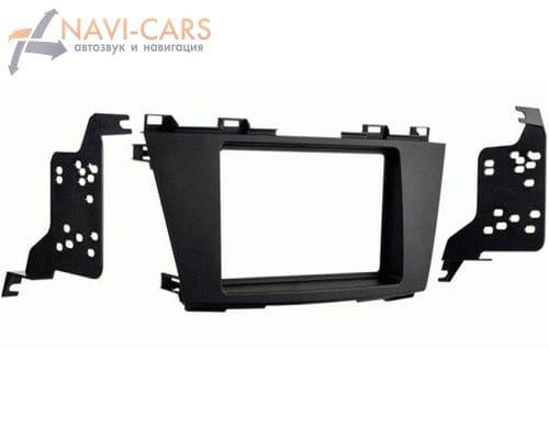 Рамка 1/2din Intro 95-7521B для Mazda 5 12+ (крепеж)