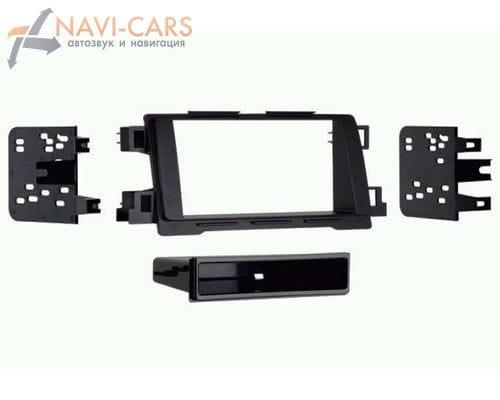Рамка 2din Intro 99-7522В для Mazda CX5, 6 2012+ (крепеж)