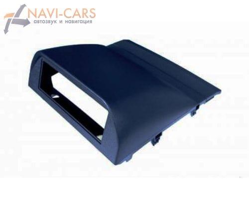 Рамка 1din Intro RMZ-N14blue для Mazda 2, Demio 02-07 (бардачок)