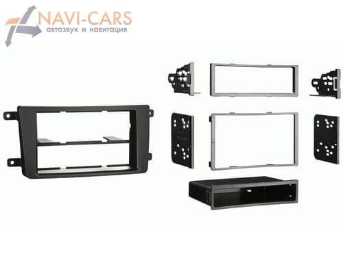 Рамка 1/2din Intro 99-7516B для Mazda CX9 07+ (крепеж)