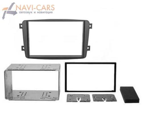 Рамка 2din Intro RMB-C00S для Mercedes C-class (W203), Viano 03-06, Vito до 06, CLK (салазки)