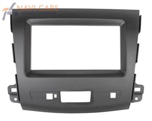 Рамка 2din Intro RMS-N03 для Mitsubishi Outlander XL до 2011