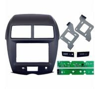 Рамка 2din Intro RMS-N16G для Mitsubishi ASX (крепеж + плата)