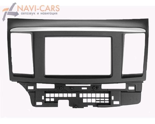 Рамка 2din Intro RMS-N07 для Mitsubishi Lancer 10 08+