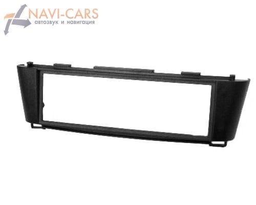 Рамка 1din Intro RNS-N01 для Nissan Almera (N16) 01-05 (узкая)
