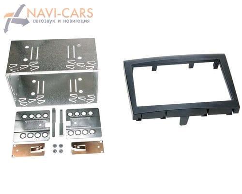 Рамка 2din Intro RPO-N04 для Porsche 911 (type 997), Boxster (type 987) 08+ (салазки)