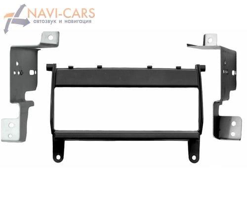 Рамка 1din Intro RSU-N12 для Subaru Legacy, Outback до 09 (верхний бардачок)