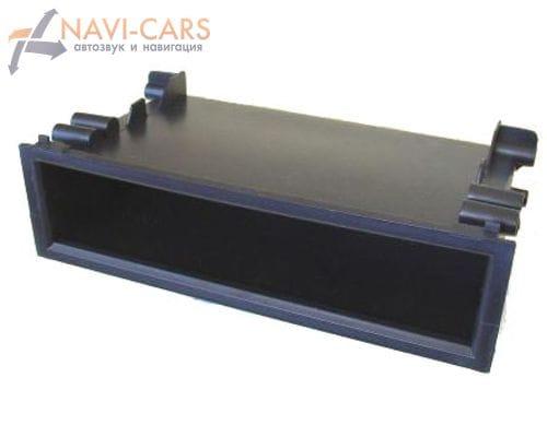 Рамка-карман 1din Intro RUN-N01 для Toyota, Nissan, Subaru, Mitsubishi