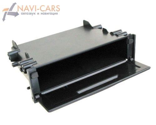 Рамка-карман 1din Intro RUN-N08 для Toyota, Nissan, Subaru, Mitsubishi (с крышкой)