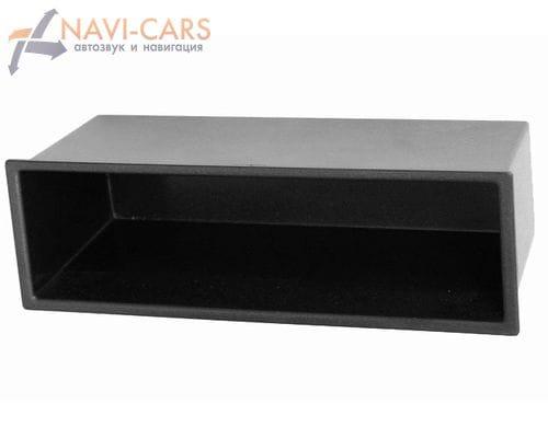 Рамка-карман 1din Intro RUN-N05 для Toyota, Nissan, Subaru, Mitsubishi (без крепежа)