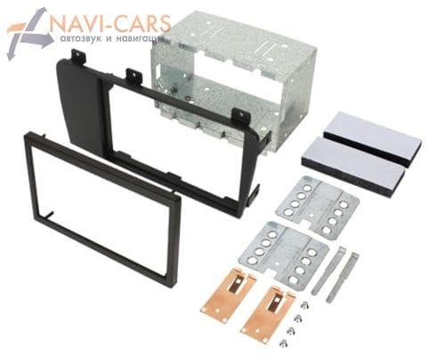 Рамка 2din Intro RVL-N04S для Volvo S60, V70, XC70 04+ (салазки)