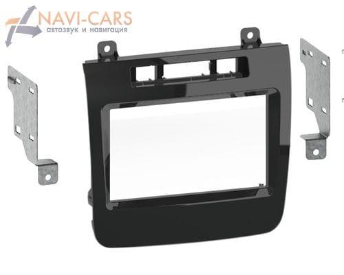 Рамка 2din Intro RVW-N10 для Volkswagen Touareg 11+ (7р/7рн)