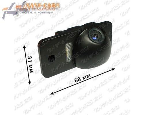 Камера заднего вида  Pleervox PLV-CAM-AU для AUDI A3 / A4 / A6 / A8 / Q7