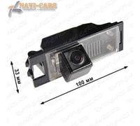 Камера штатная Gstar GS-025 HYUNDA Solaris (Хэтчбек) / VERNA / IX30 / GENESIS (КУПЕ) / KIA SOUL