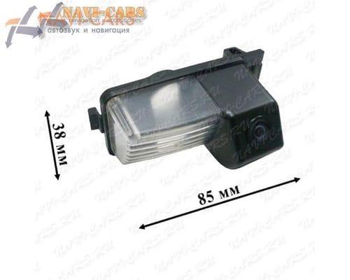 Камера заднего вида Pleervox PLV-CAM-INF01 для Infiniti G