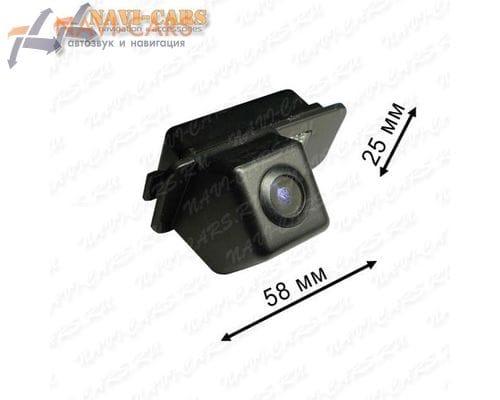 Камера заднего вида Pleervox PLV-CAM-JAG01 для Jaguar XF / XJ