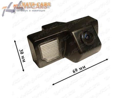 Камера заднего вида Pleervox PLV-CAM-LX2 для Lexus GX470 / LX470