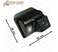 Камера заднего вида Pleervox PLV-CAM-MZ6N для Mazda 6