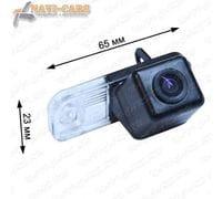 Камера заднего вида Pleervox PLV-CAM-MB09 для Mercedes С (W203) / CLS (W219)