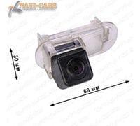 Камера заднего вида Pleervox PLV-CAM-MB06 для Mercedes B (W245)