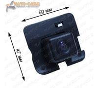 Камера заднего вида Pleervox PLV-CAM-MB08 для Mercedes ML (W164)