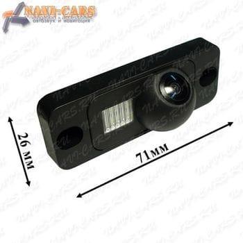 Камера заднего вида Pleervox PLV-CAM-MB01 для Mercedes E(W210) / CLK (W209) / ML (W163) / S (W220) / CL (W215)