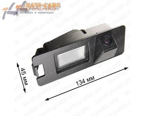 Камера заднего вида Pleervox PLV-CAM-REN01 для Reno Logan / Sandero