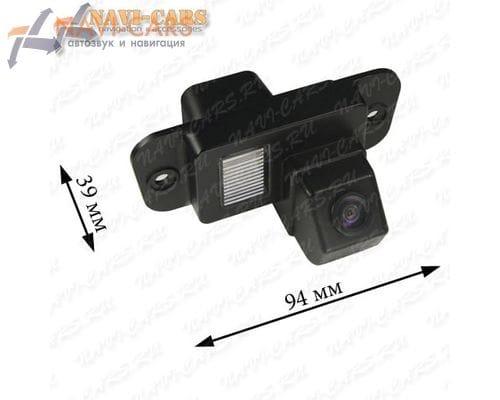 Камера заднего вида Pleervox PLV-CAM-SSY02 для SsangYong Actyon