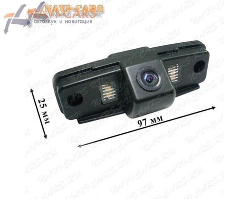 Камера заднего вида Pleervox PLV-CAM-SUB для Subaru Forester / Outback / Legacy / Tribeca