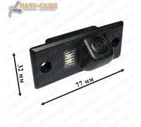 Камера заднего вида Pleervox PLV-CAM-VWT для Volkswagen Touareg / Tiguan